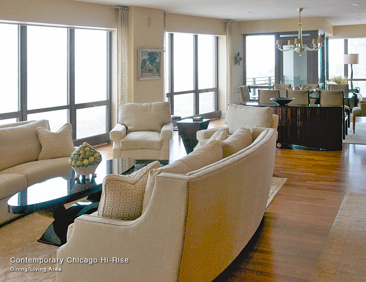 Glen Lusby Interiors Chicago Interior Design